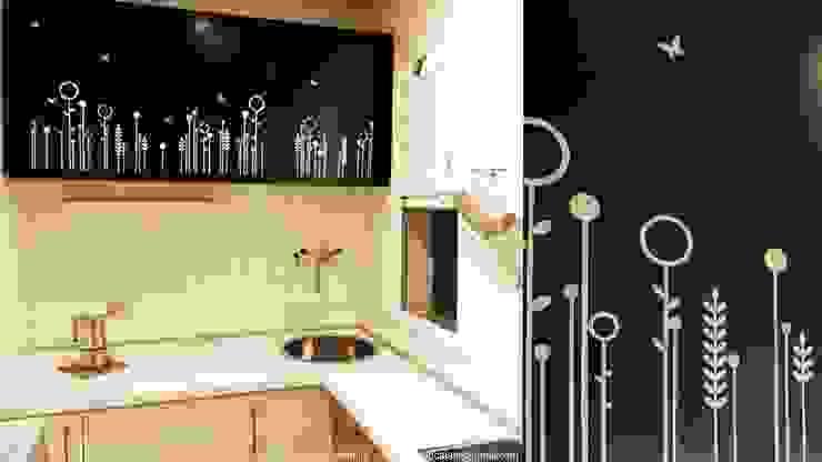 Nhà bếp phong cách hiện đại bởi Rachele Biancalani Studio Hiện đại