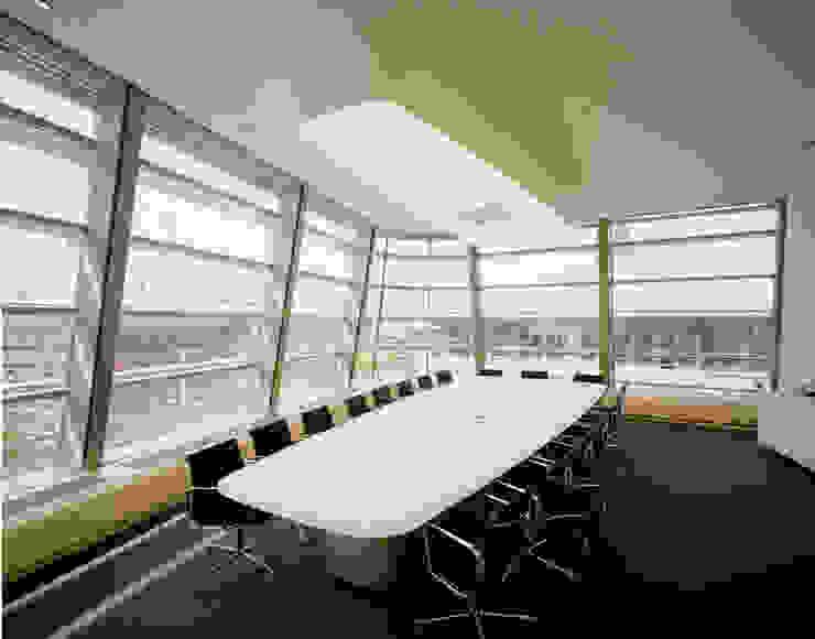 Brüstungsverkleidung Ahorn Moderne Kongresscenter von Tischlerei & Objektdesign Friedrich Gilhaus GmbH Modern