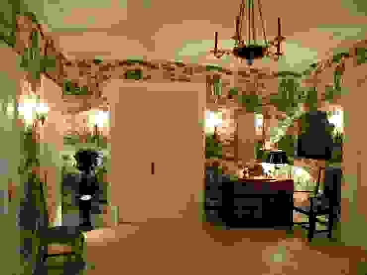 Zeitlos klassisch...als wär´s schon immer so gewesen! Klassischer Flur, Diele & Treppenhaus von THORA TOWN & COUNTRY Klassisch