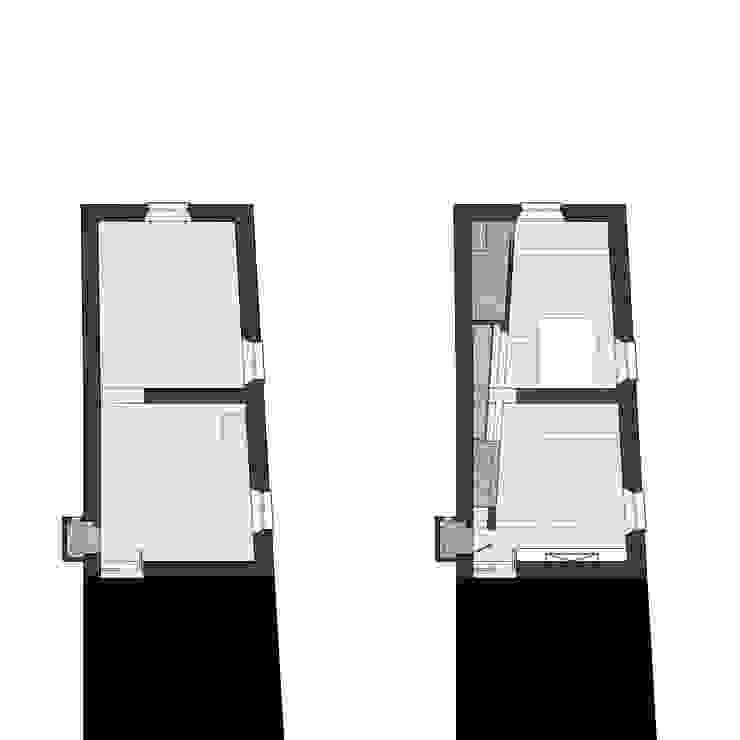CASA DELLO SCULTORE di DELISABATINI architetti Moderno