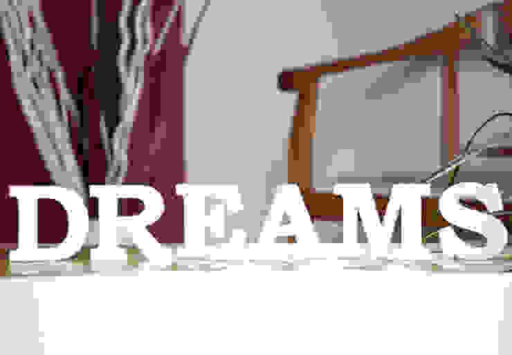 Dekobuchstaben - 3D Dreams 1 von K&L Wall Art Ausgefallen
