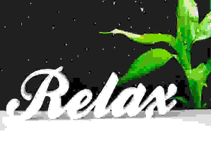 Dekobuchstaben - 3D Relax :   von K&L Wall Art,Ausgefallen