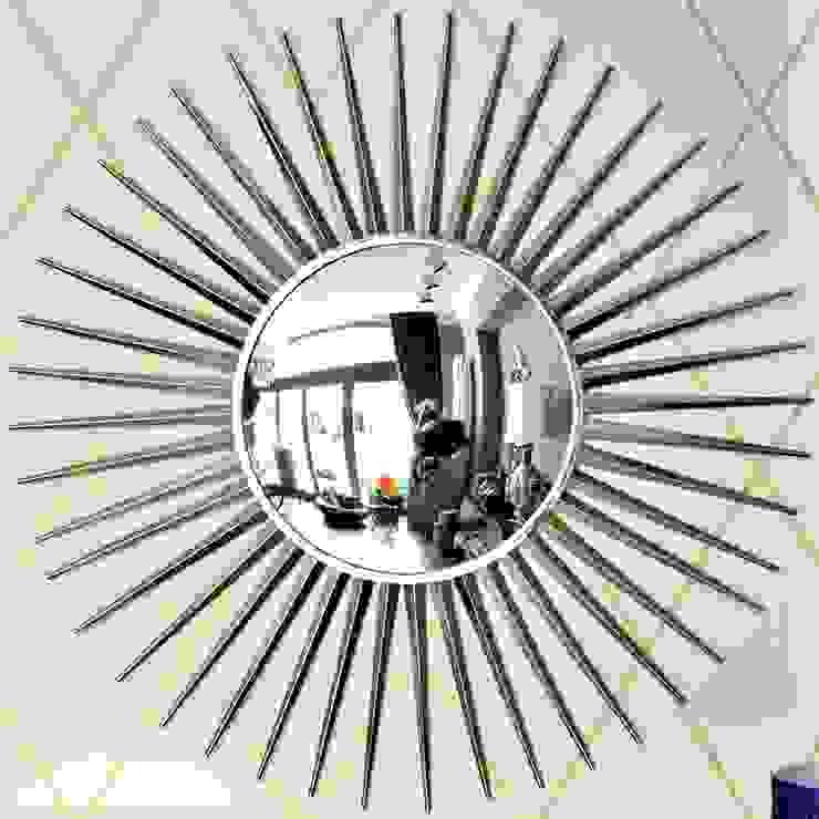 """Spiegel """" Astro """" convex by Arteriors Home: modern  von Sweets & Spices Dekoration und Möbel,Modern"""