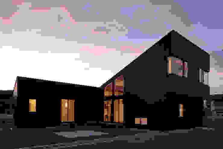 信楽の住宅 モダンな 家 の 加藤淳一建築設計事務所/JUNICHI KATO & ASSOCIATES モダン
