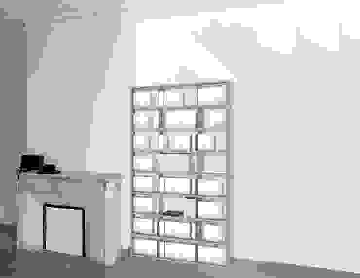 Bibliothèque Wallbook par MALHERBE EDITION Moderne