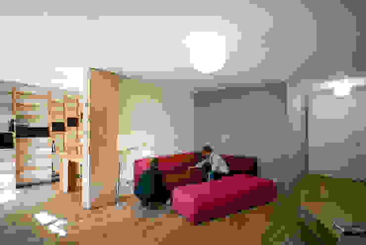 aménagement les Lilas Salle à manger par LDRP architecture et design
