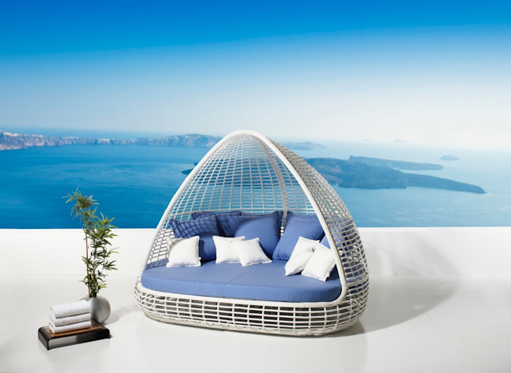 Modern garden by Casasola Decor Modern