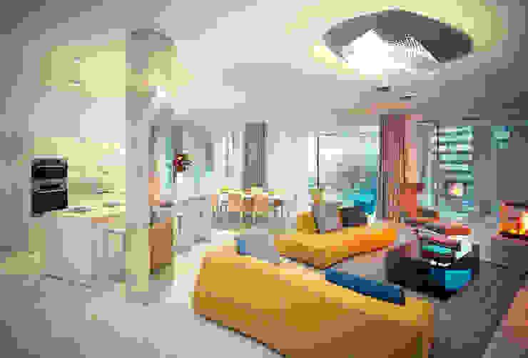 Wohnraum Moderne Wohnzimmer von stephan möbel Modern