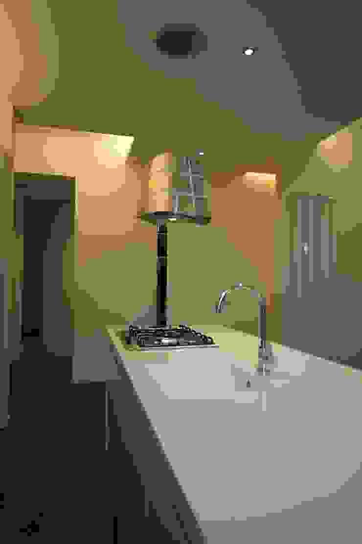 verticali Cucina moderna di bloom graficamentearchitettato Moderno