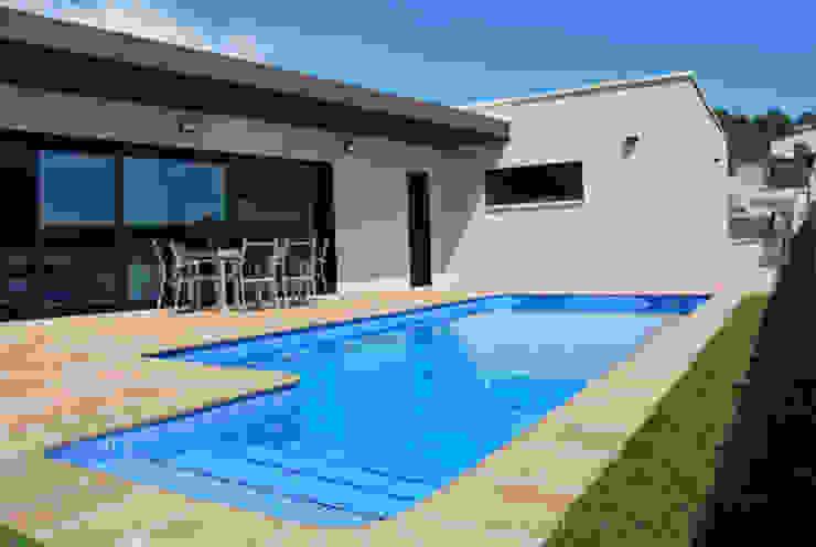 Modern Houses by DIAGONARC scp Modern