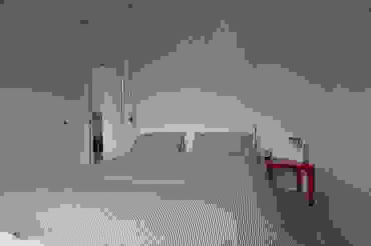 nordica Camera da letto in stile scandinavo di bloom graficamentearchitettato Scandinavo