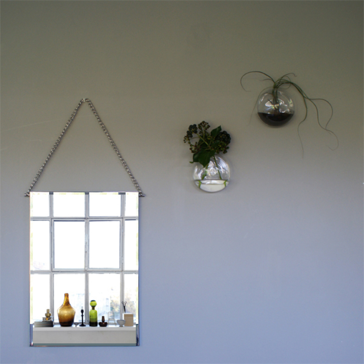 Bolina mirror: modern  by Decorum, Modern