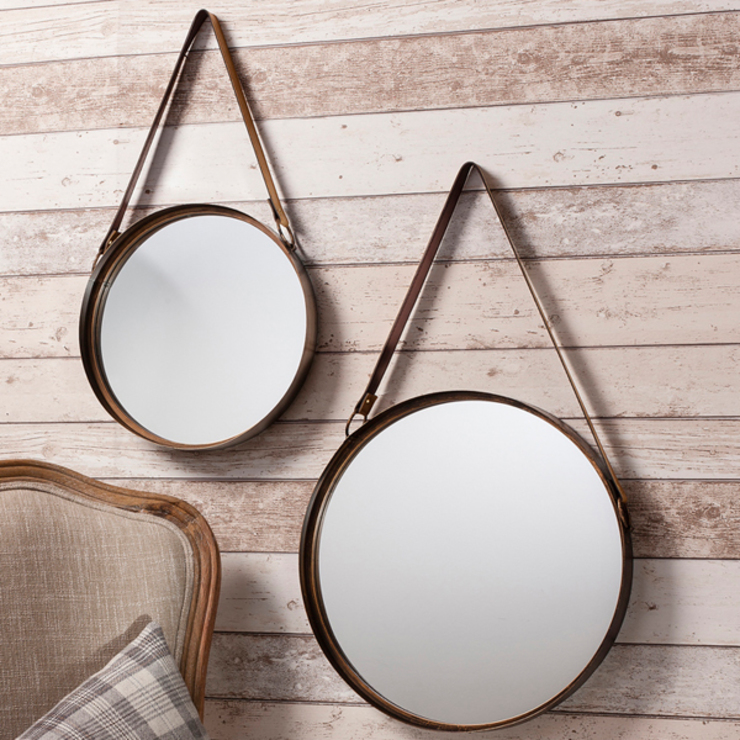Marsten mirrors: industrial  by Decorum, Industrial