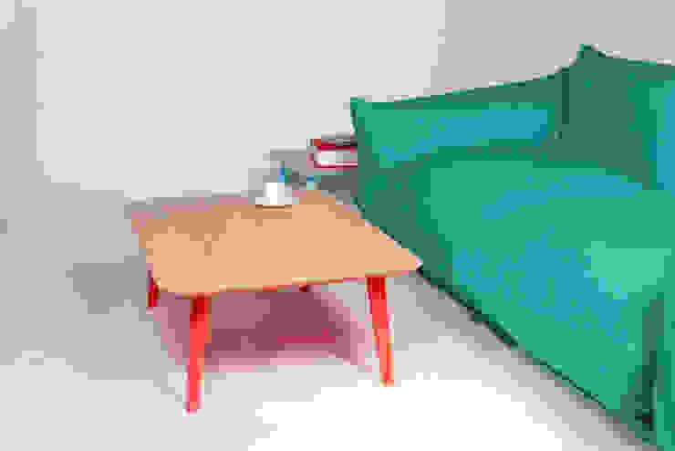 Mesas de diseño exclusivo por Balea Collection de Muka Design Lab Escandinavo