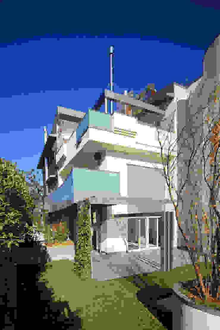 房子 根據 Massimo Vallotto Architetto