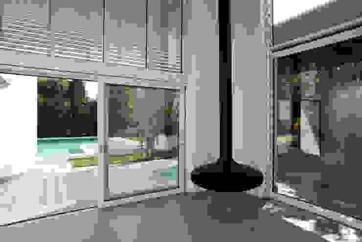客廳室 根據 Massimo Vallotto Architetto