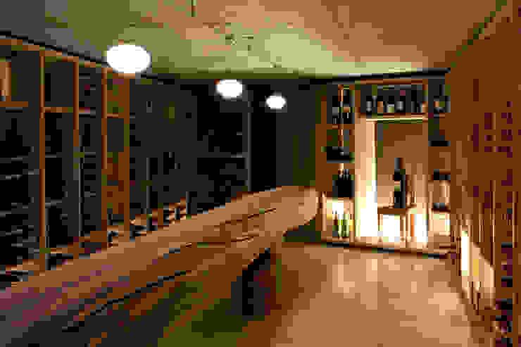 와인 보관 by MoDus Architects