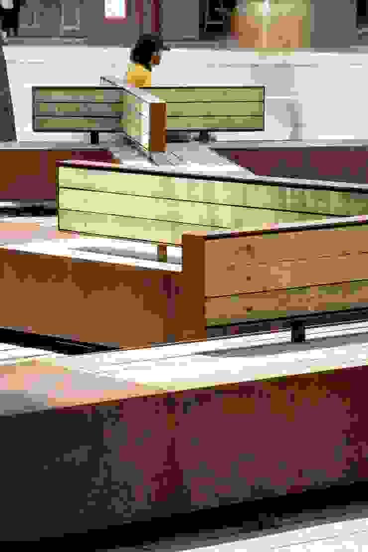 José Hevia Jardines modernos: Ideas, imágenes y decoración de Dc arquitects Moderno
