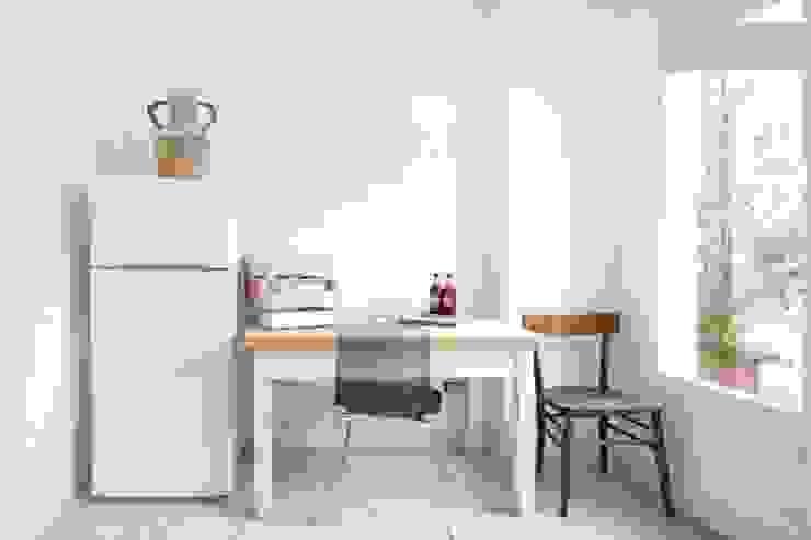 living Cucina eclettica di meb progetto ambiente Eclettico