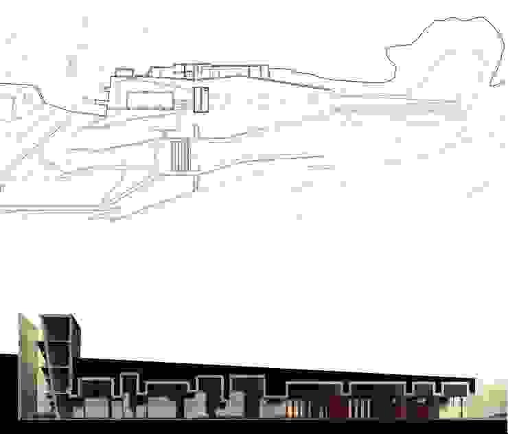 MUSEO NIVOLA di DELISABATINI architetti
