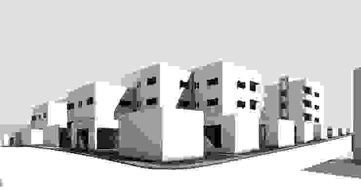 RECUPERO DELL'AREA QUADRILATERO E DEL RELATIVO COMPLESSO EDILIZIO IN VIA GRAZIA DELEDDA A SASSARI di DELISABATINI architetti