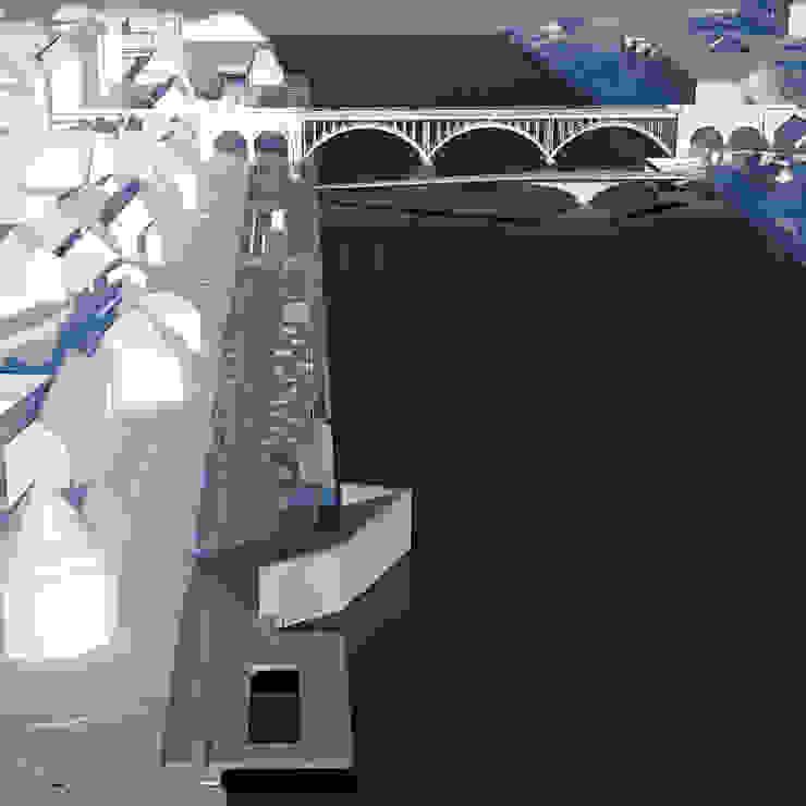 MARIBOR - EPK 2012 - EMBANKMENT OF THE RIVER DRAVA di DELISABATINI architetti