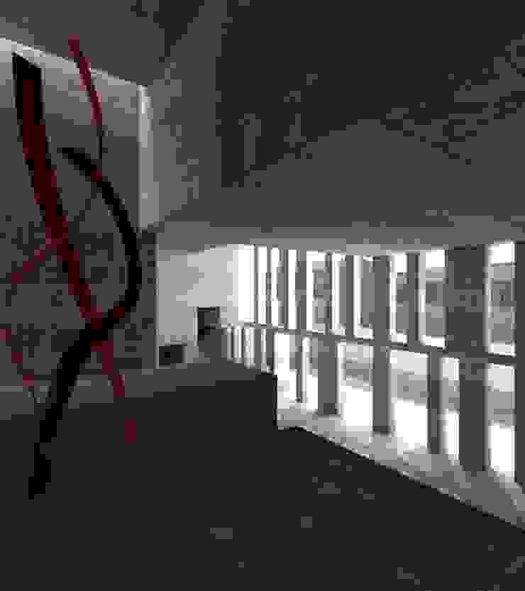 CENTRO UMANISTICO - LA PUEBLA DE ALFINDEN di DELISABATINI architetti