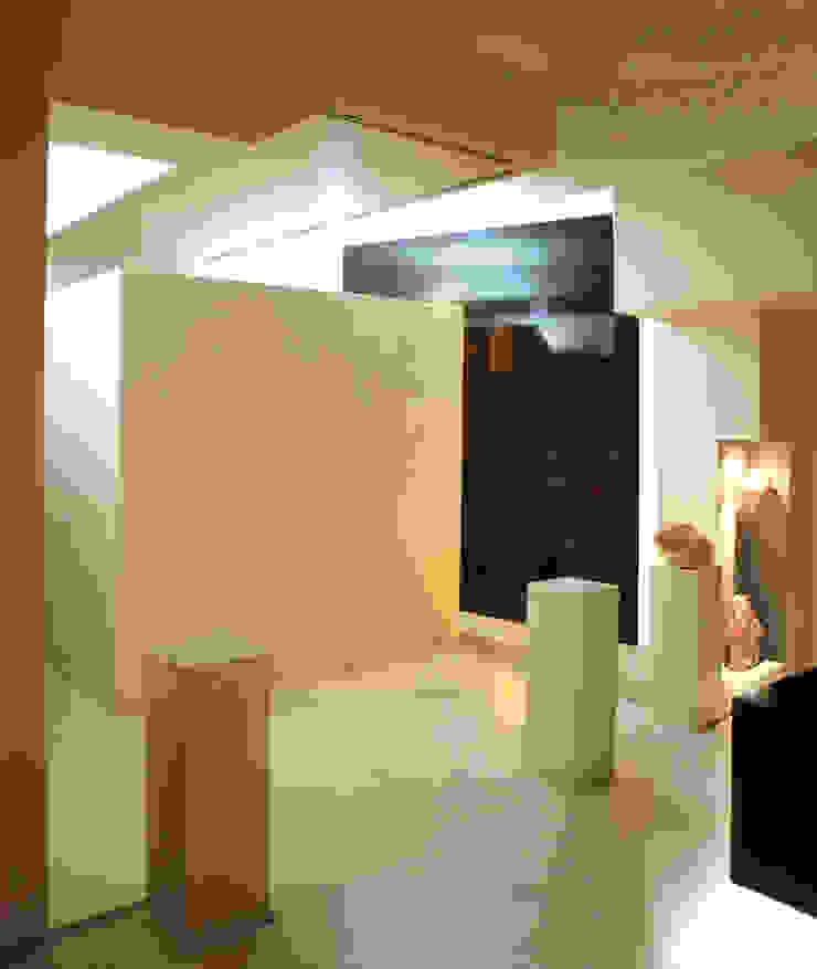 CENTRO RELAX – GROTTA DI SALE Spa moderna di DELISABATINI architetti Moderno