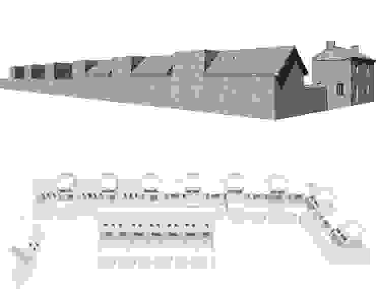 CHARLEROI - CONCOURS DE PROJET POUR 15 LOGEMENTS DURABLES di DELISABATINI architetti