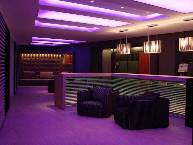 Office Lounge von list lichtdesign - Lichtforum e.V. Modern
