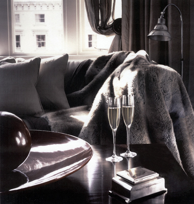 Chelsea, London. Study: eclectic  by Palmer: Interior Architecture   Design   Lighting, Eclectic