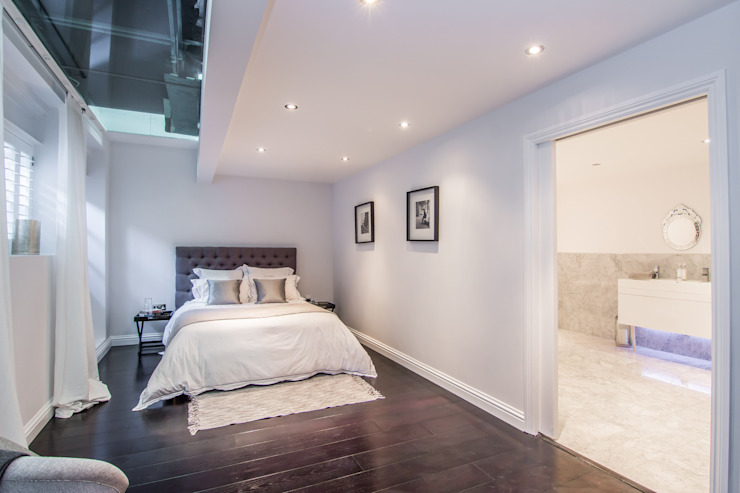 Bedroom Suite: modern  von homify,Modern