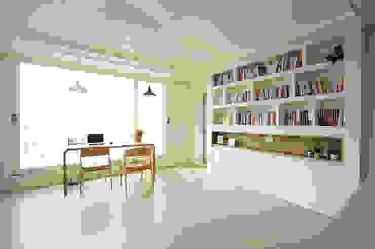 Living room by 드리머, Scandinavian