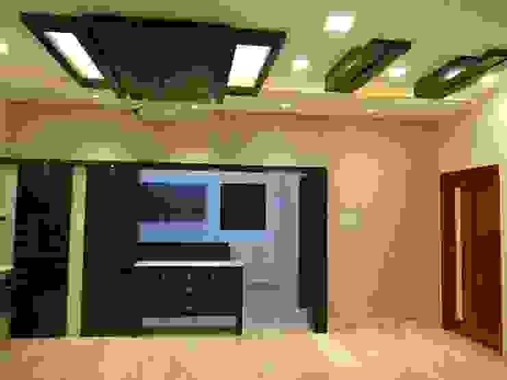 dinning Modern dining room by Hasta architects Modern