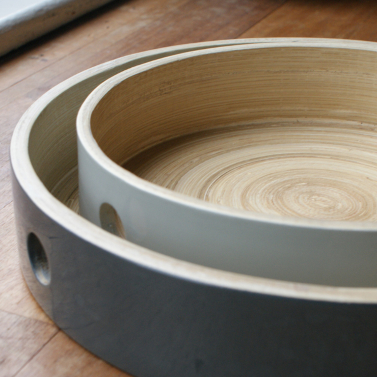Cravina trays: modern  by Decorum, Modern