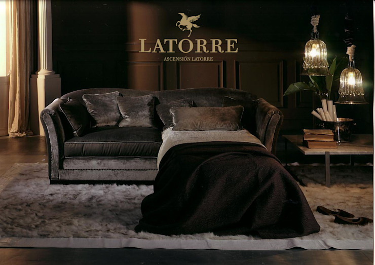 SOFAS de Ascension Latorre