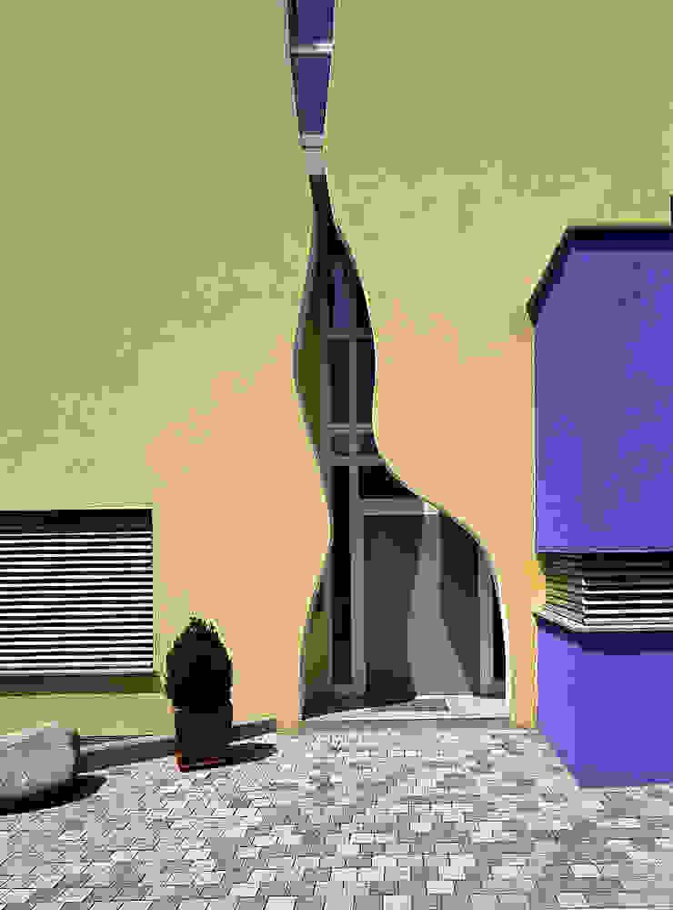 Modern Houses by Architektengruppe Numerobis Modern
