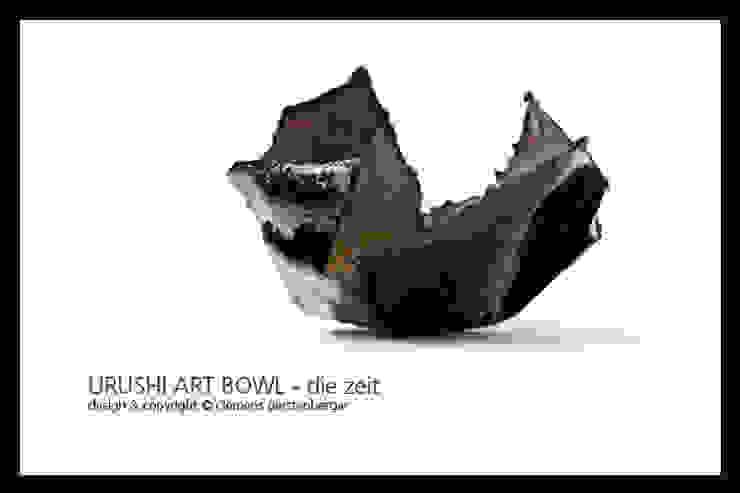 URUSHI ART BOWL - Gefäßkunst: modern  von GERSTENBERGER®,Modern