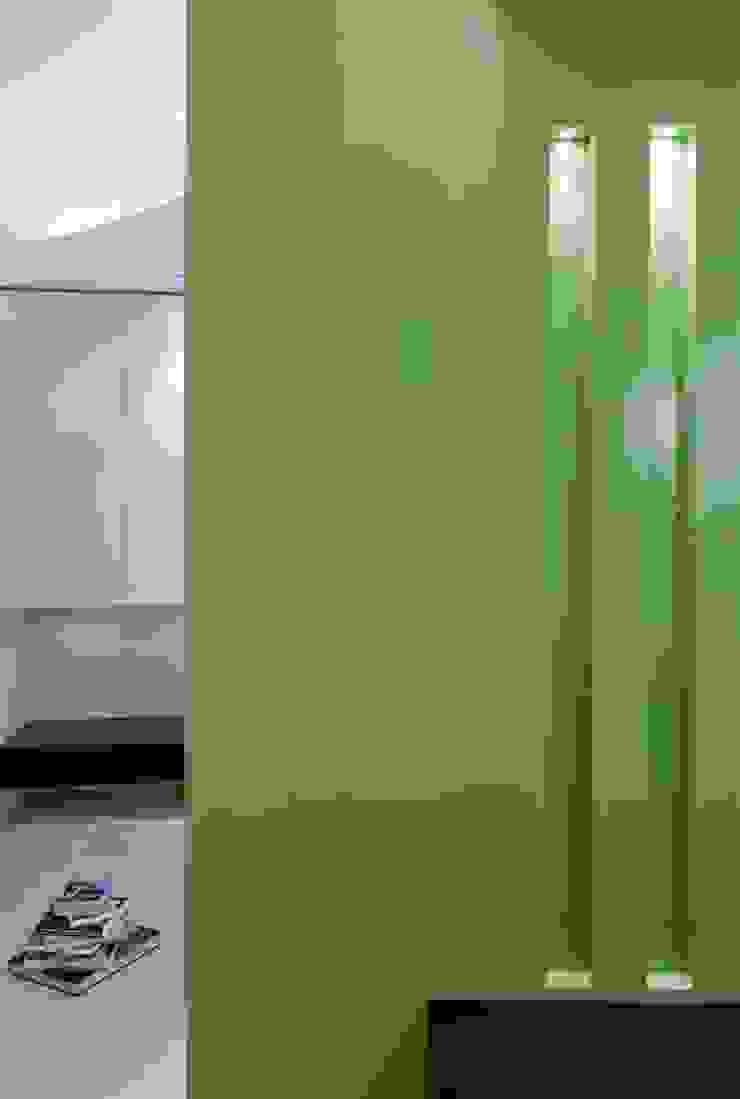 Appartamento MF Soggiorno moderno di Studio di Architettura SIMONE GIORGETTI Moderno
