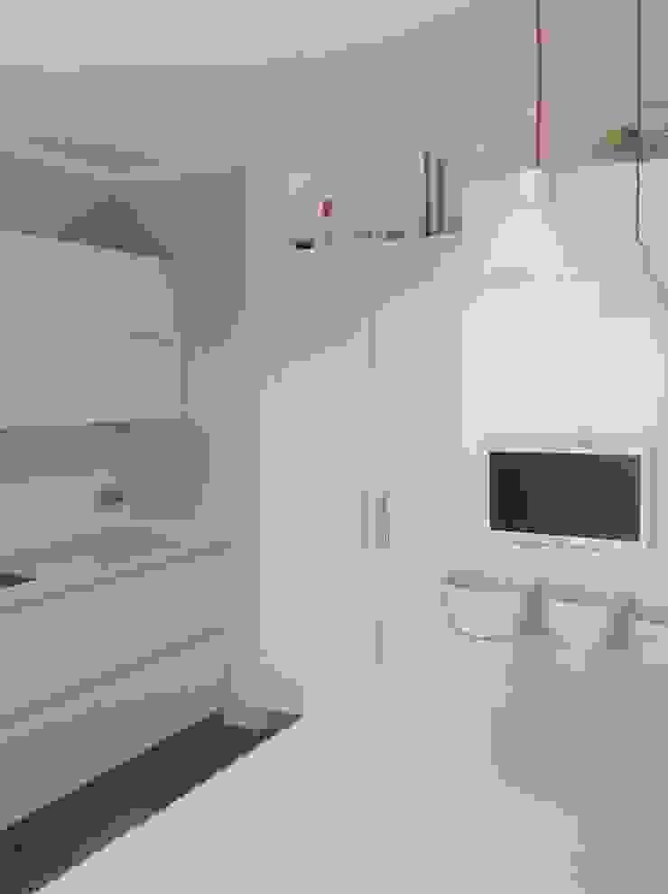 la cucina Cucina moderna di luca pedrotti architetto Moderno