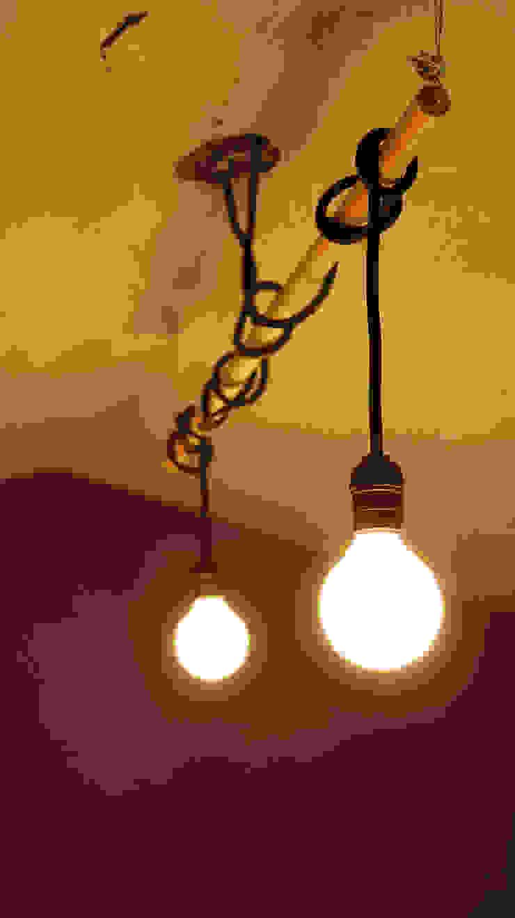 Diseño de lampara Espacios comerciales de estilo moderno de 21 Arquitectura Moderno