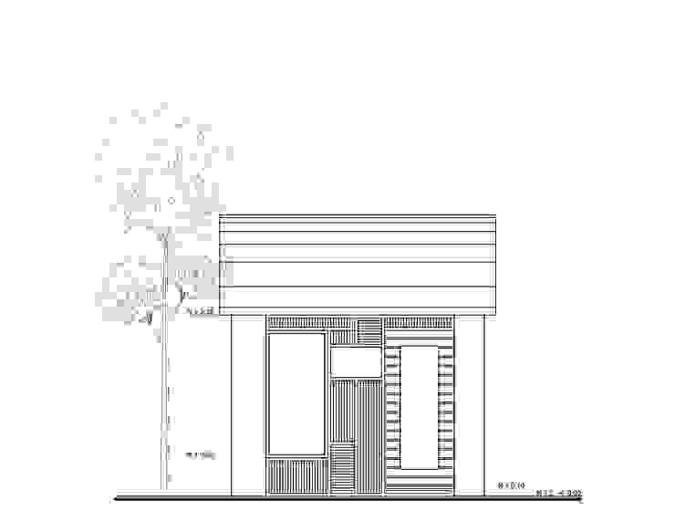 Espaços comerciais  por 21 Arquitectura