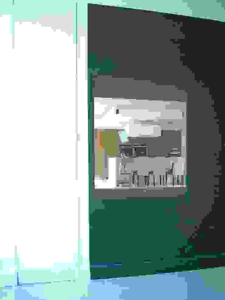 War House par Allegre + Bonandrini architectes DPLG Moderne