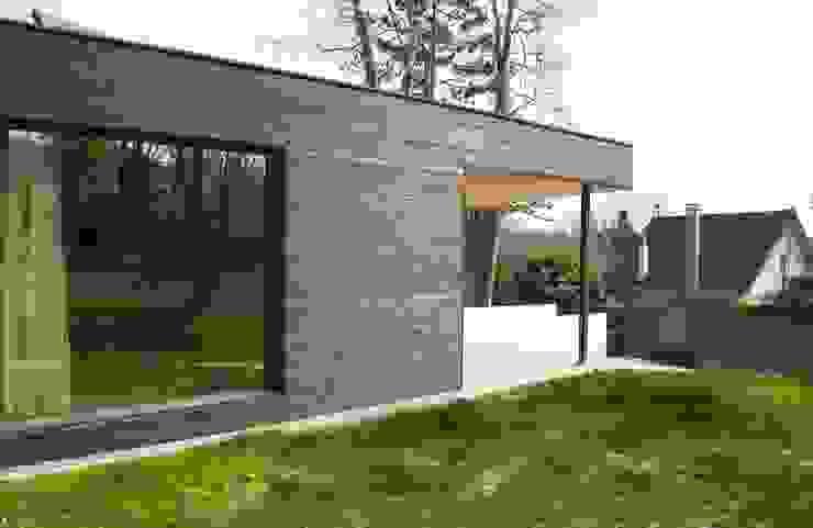 War House Maisons modernes par Allegre + Bonandrini architectes DPLG Moderne