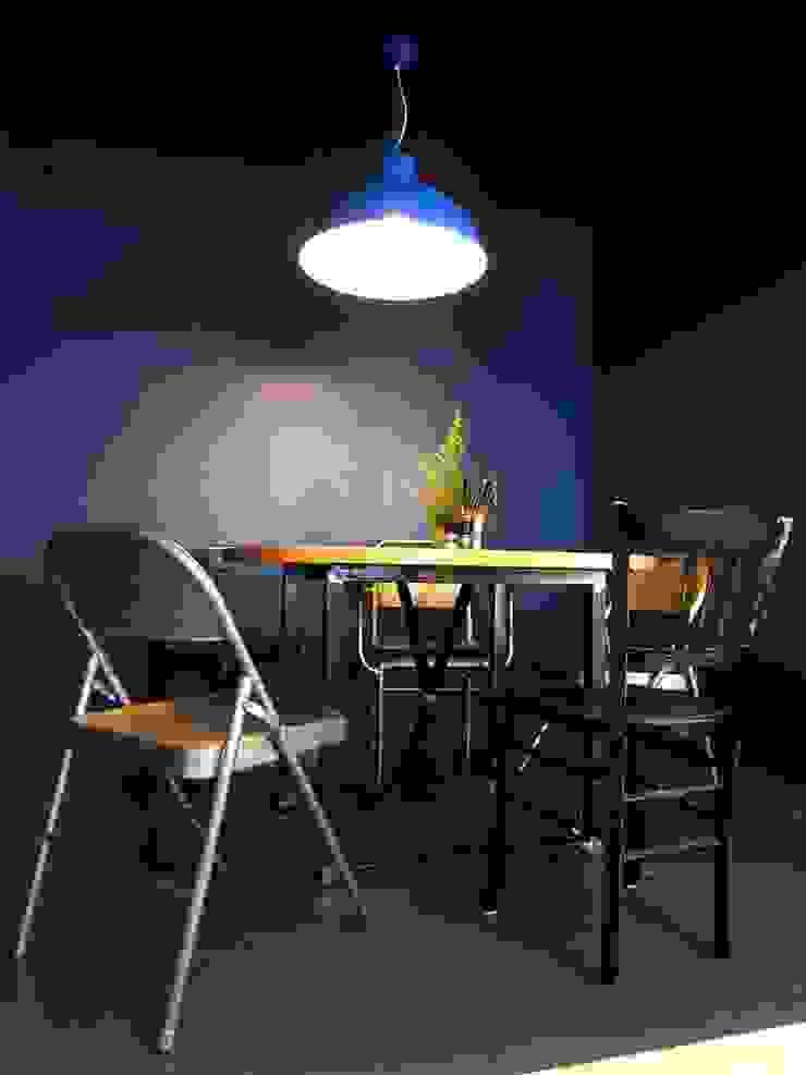 Allegre + Bonandrini architectes DPLG Gastronomi Gaya Industrial