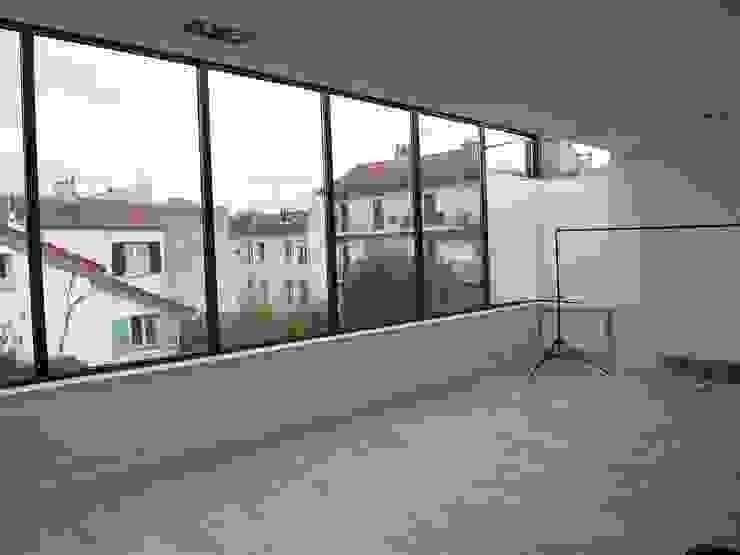 Atelier photographe et extension LAN par Allegre + Bonandrini architectes DPLG Scandinave