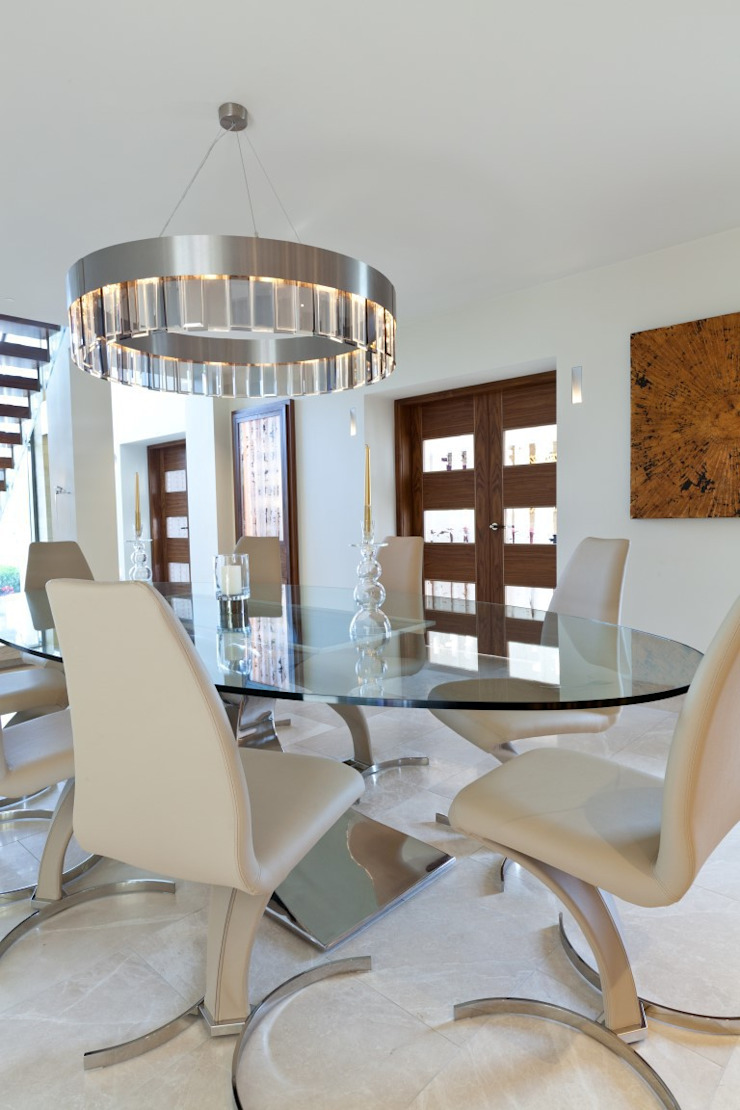 Lancashire Residence Classic style dining room by Kettle Design Classic