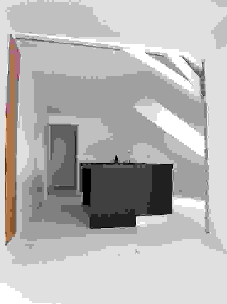 Allegre + Bonandrini architectes DPLG Dapur Modern