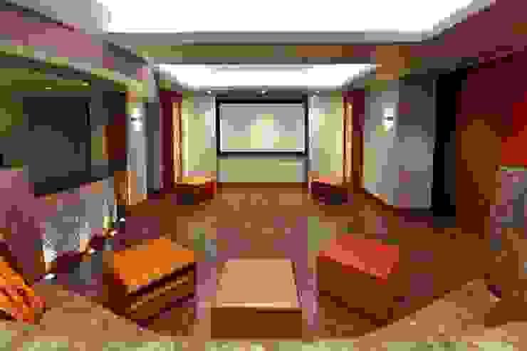 Lancashire Residence Modern media room by Kettle Design Modern