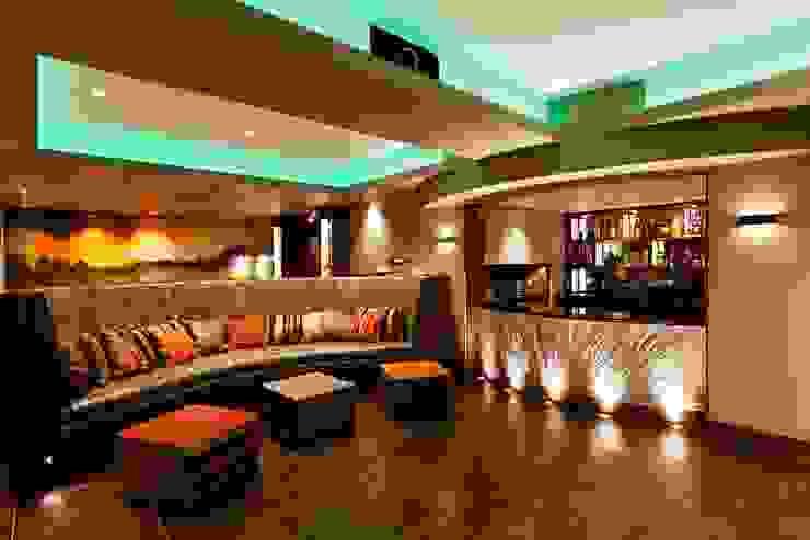 Lancashire Residence Modern living room by Kettle Design Modern